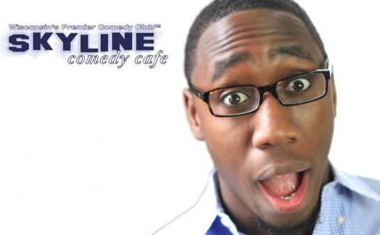 Sydney Adeniyi Skyline Comedy